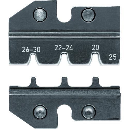 KNIPEX 9749-59 圧着ダイス(9754-25用) 9749-25
