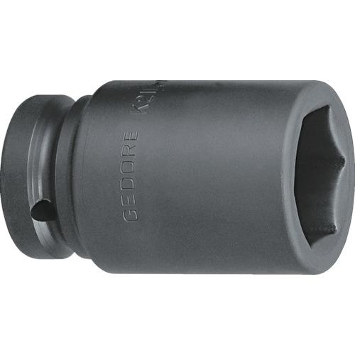 GEDORE インパクト用ソケット(6角) 1 K21L 38mm 6186080