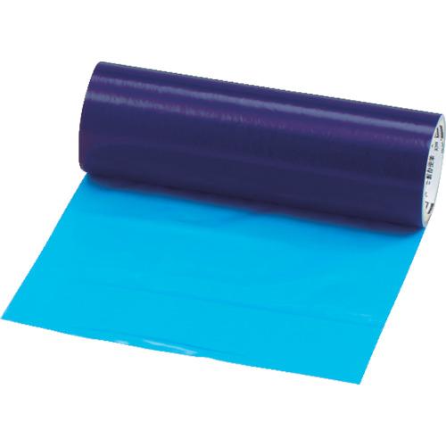 TRUSCO 表面保護テープ 環境対応タイプ ブルー 幅300mmX長さ100m TSPW-53B