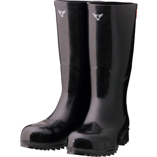 SHIBATA 安全長靴 安全大長 26.0 AB021-26.0