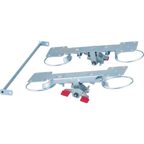 TRUSCO グランカート用リング式 自在4輪ストッパー TP-700JRS-4