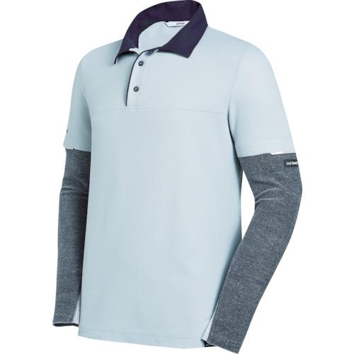代表画像 色 選択 サイズ等注意 UVEX ポロシャツ 8988111 デポー L クリマゾーン
