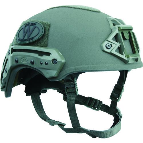 TEAMWENDY Exfil バリスティックヘルメット レンジャーグリーン サ 73-71S-E71