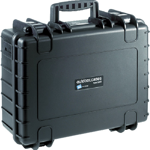 B&W プロテクタケース 5000 黒 フォーム 5000/B/SI