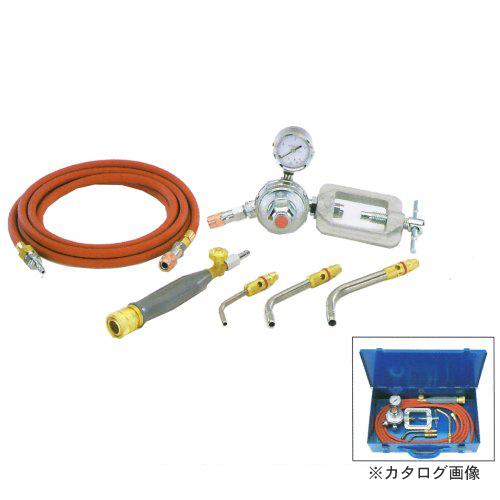 タスコ TASCO TA371KK アセチレンバーナーキット (フルカプラ仕様)