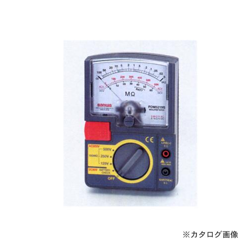 タスコ TASCO TA453PD 3レンジ絶縁抵抗計