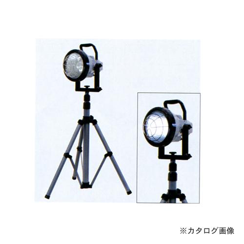 タスコ TASCO TA648FL 蛍光灯投光器 (伸縮スタンド型)