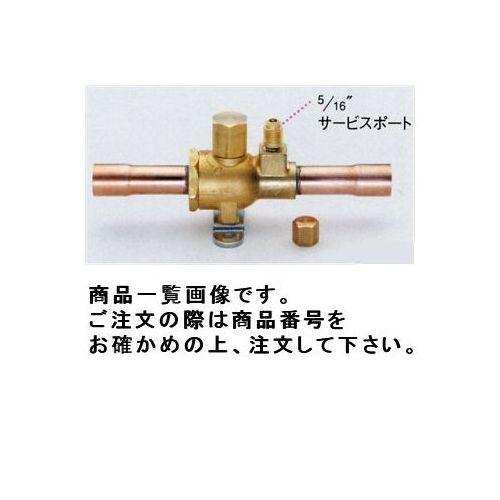 タスコ TASCO TA281HC-11 ボールバルブ (アクセスポート付) 1-1/8ロウ付