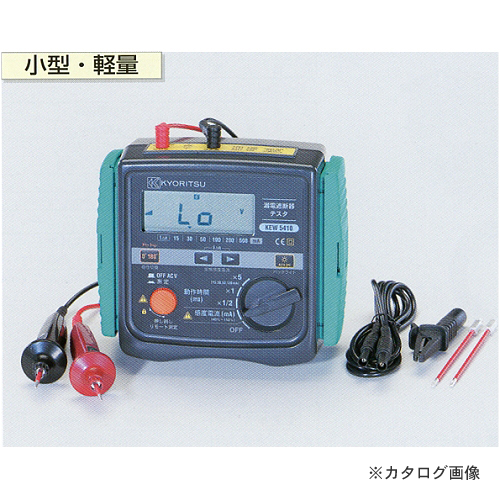 タスコ TASCO TA452RD 漏電遮断機テスター
