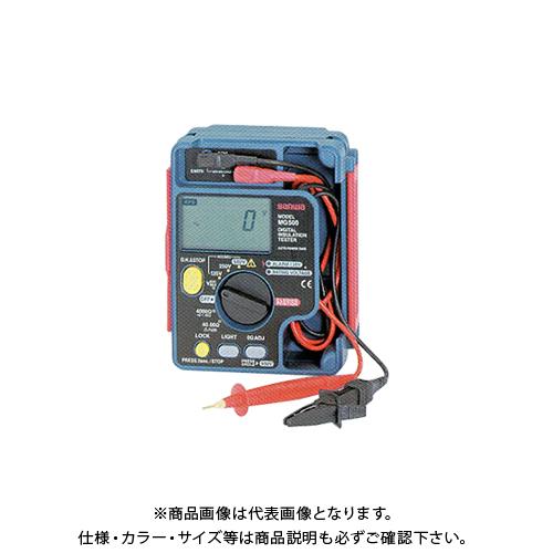 タスコ TASCO TA453C-3 3レンジデジタル絶縁抵抗計