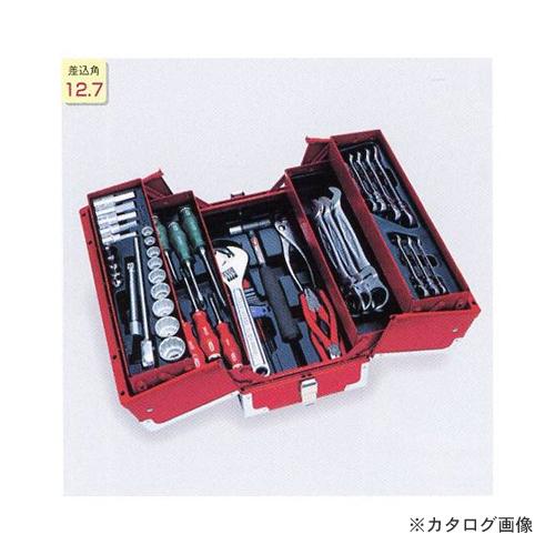 タスコ TASCO TA710AW ツールセット (メンテナンス用) 全52点