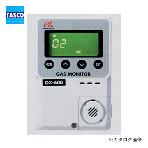 タスコ TASCO TA430GM-1 小型酸素モニター本体セット