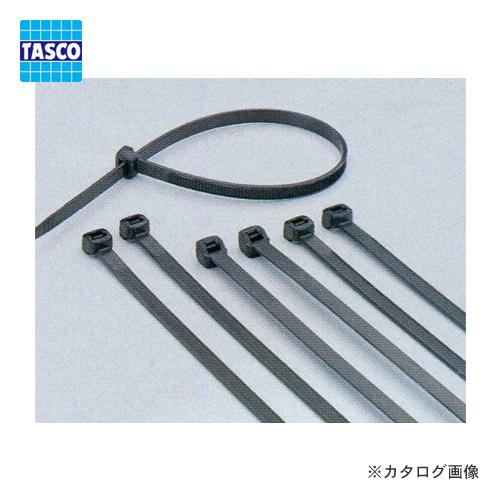 タスコ TASCO TA957PK-300 太陽光発電システム施工用結束バンド