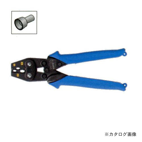 タスコ TASCO TA855MH-25 ハンドプレス (絶縁閉端子用)