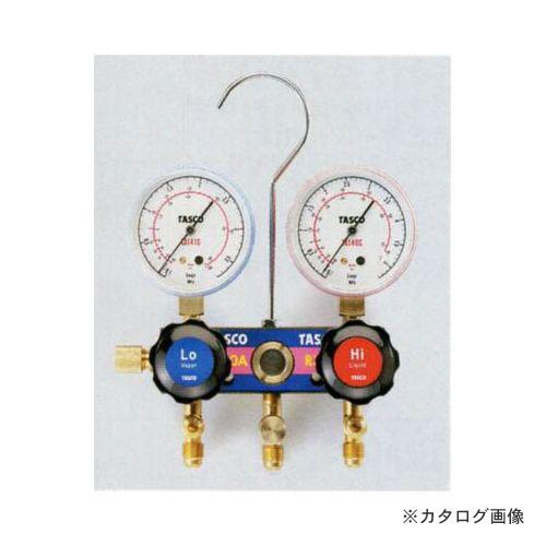 タスコ TASCO TA122FH R410A/R32ゲージマニホールド