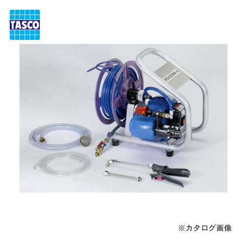 タスコ TASCO TA352MR エアコン洗浄機