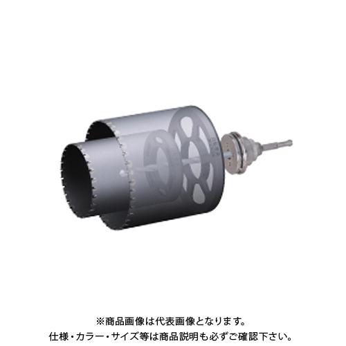 ユニカ 多機能コアドリル ALC用 ボディ 80mm UR21-A080B