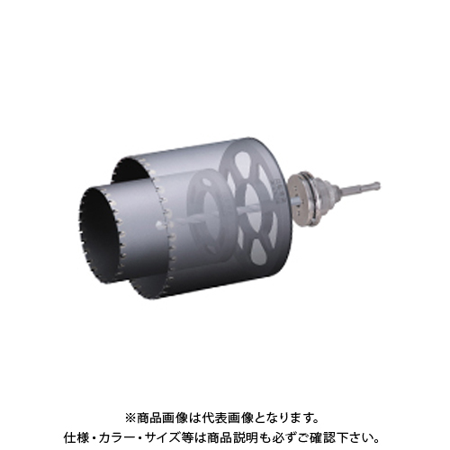 ユニカ 多機能コアドリル ALC用 ボディ 100mm UR21-A100B