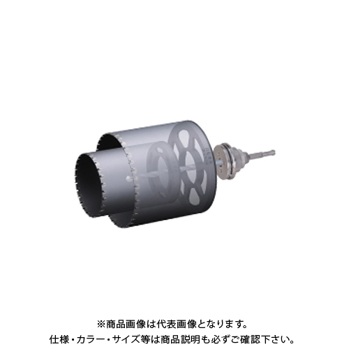 ユニカ 多機能コアドリル 換気扇用セット ALC用 110+160mm ストレートシャンク UR21-KA1116ST