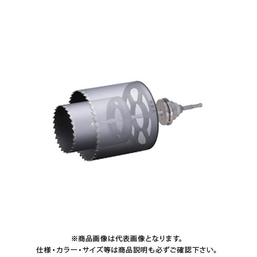 【NEW限定品】 ユニカ 換気扇用セット UR21-KV1116SD:工具屋「まいど!」 110+160mm 多機能コアドリル SDSシャンク 振動用-DIY・工具