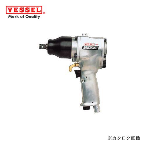 ベッセル VESSEL エアーインパクトレンチ超軽量Vハンマー (普通ボルト径16mm) GT-1600VP