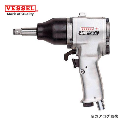 ベッセル VESSEL エアーインパクトレンチ超軽量Vハンマー (普通ボルト径16mm) GT-1600VPL