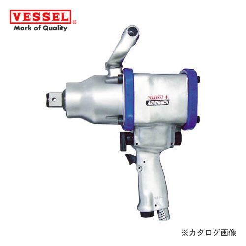 ベッセル VESSEL エアーインパクトレンチ超軽量Vハンマー (普通ボルト径39mm) GT-3900VP