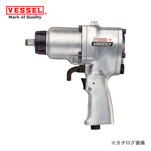 ベッセル VESSEL エアーインパクトレンチシングルハンマー (普通ボルト径16mm) GT-P14J