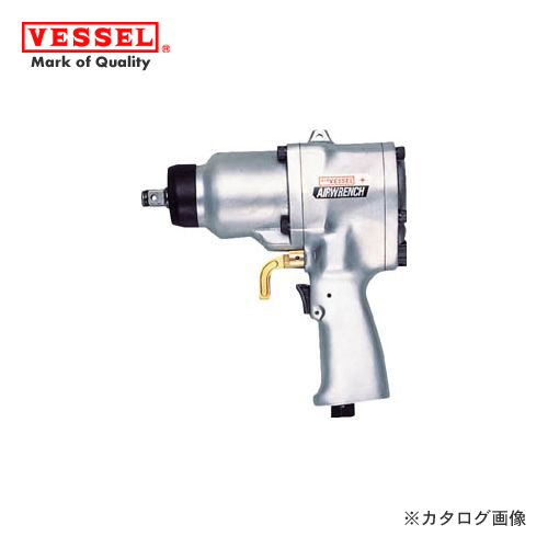 ベッセル VESSEL エアーインパクトレンチシングルハンマー (普通ボルト径6~8mm) GT-P6II