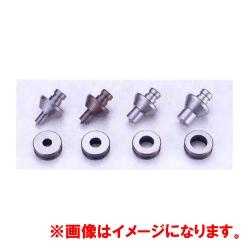 ダイア DAIA PR-65N用替刃 銅板用3/8(φ11mm)1組 B-4692C