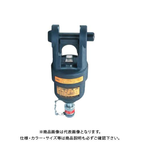 泉精器 IZUMI ヘッド分離式圧着工具 手動油圧式・油圧ヘッド分離式 12号H 12GH