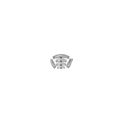 イズミ IZUMI 油圧式パイプベンダ用 シュー(A)セット PBAS (T117220010-000)