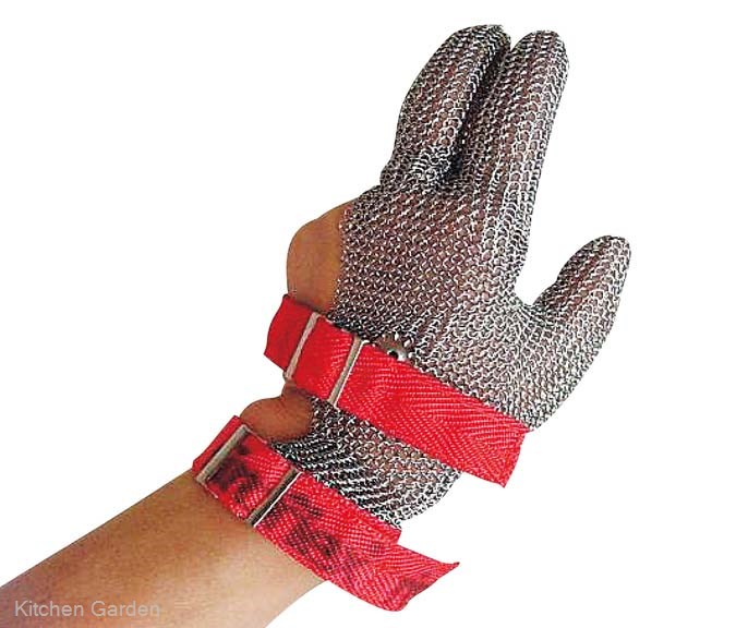 ニロフレックス メッシュ手袋 3本指(1枚)SS