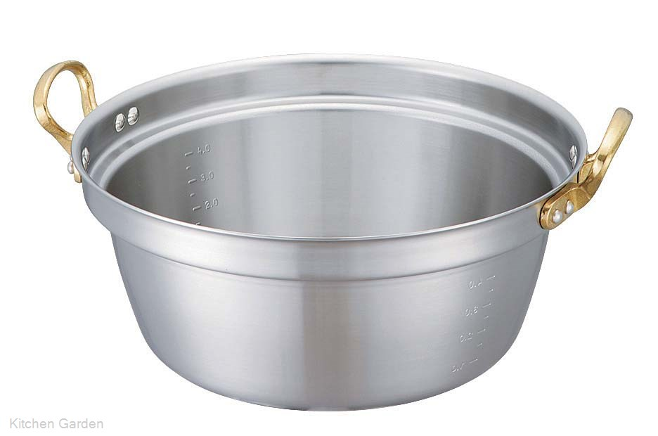 キングデンジ 料理鍋(目盛無) 27cm .[IH電磁調理器対応]