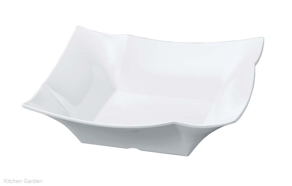 ニューホワイト 四方折紙角鉢