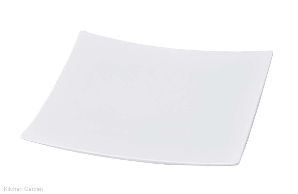 ニューホワイト 羽反角盛皿 46cm