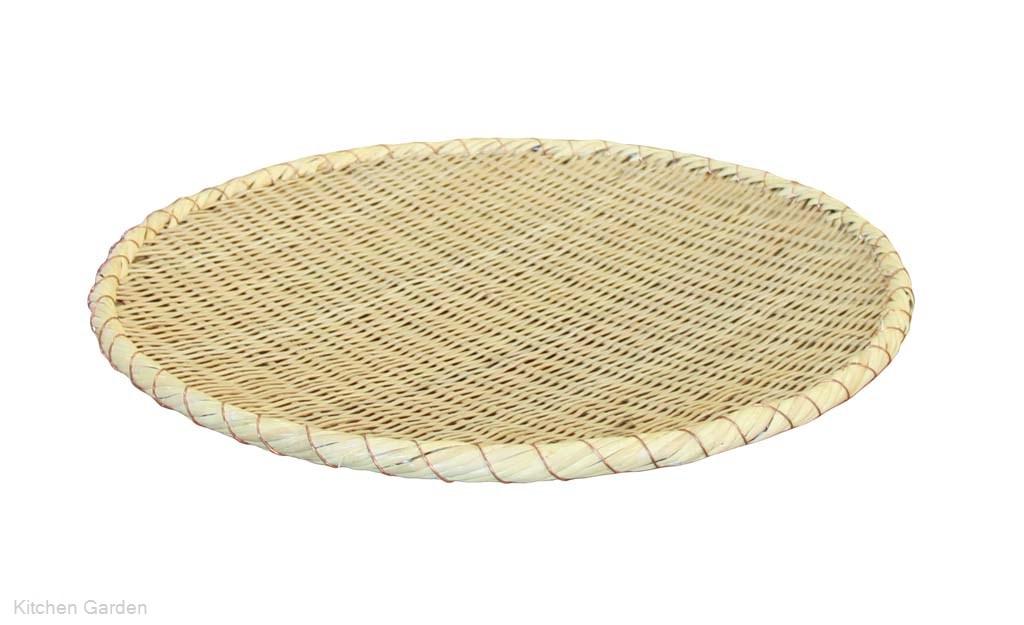 佐渡製 竹 ためザル 51cm .[竹製]