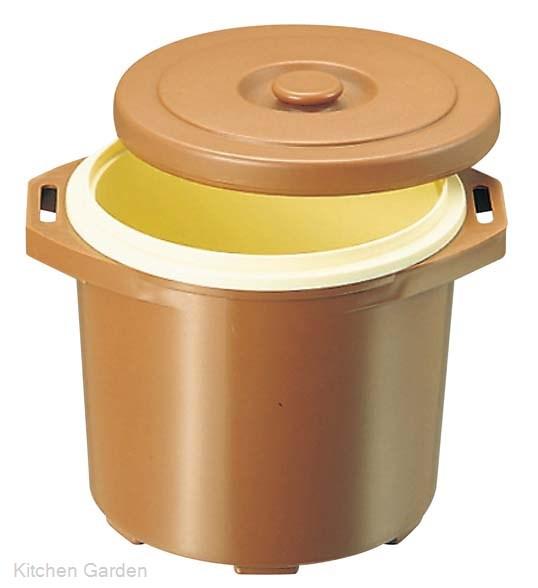 プラスチック 保温食缶 ごはん用 DF-R1 大 D/B