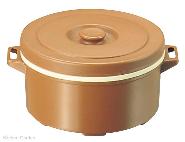 プラスチック 保温食缶 みそ汁用 DF-M2 小 D/B
