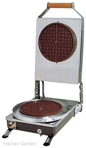 電気式 ジャンボ ワッフルメーカー KB-1WL【他商品との同梱配送不可・代引不可】