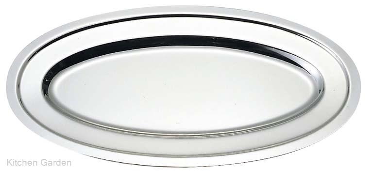SW プレーン 魚皿 24インチ .[18-8 ステンレス製]