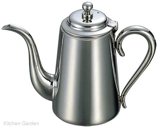 UK M型 コーヒーポット 5人用 .[18-8 ステンレス製]