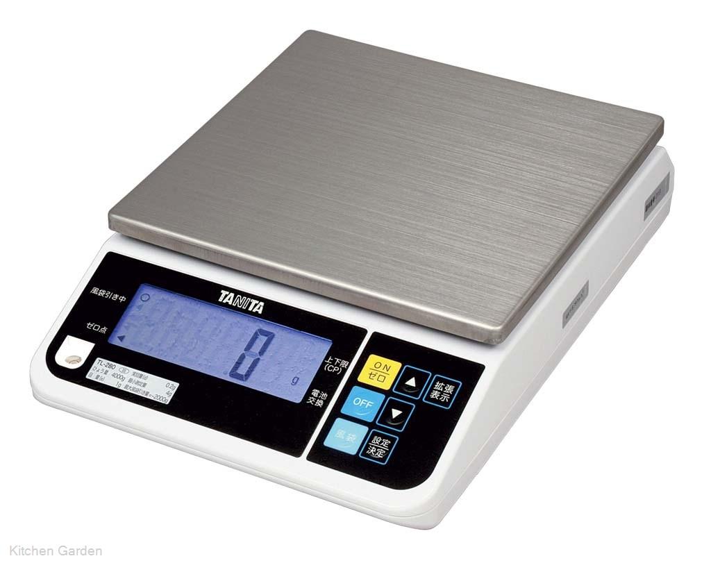 タニタ デジタルスケール TL-280(片面表示)8kg