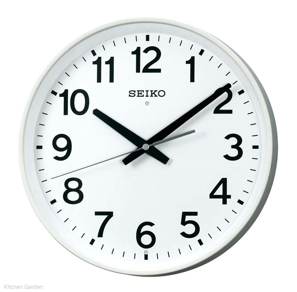 セイコー 掛時計 オフィスクロック KX317W