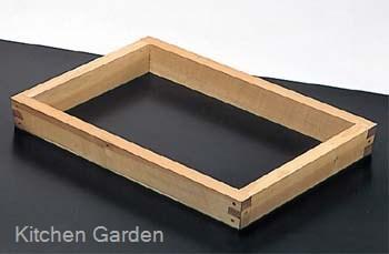 ホウ材 カステラ木枠 12斤 1.5寸