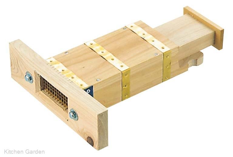 木製 デラックス こんにゃく突
