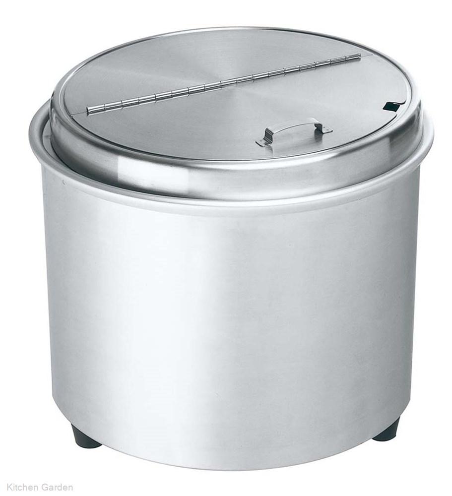 エバーホット スープウォーマー オールステンレス NL-16S(蒸気熱保温方式)