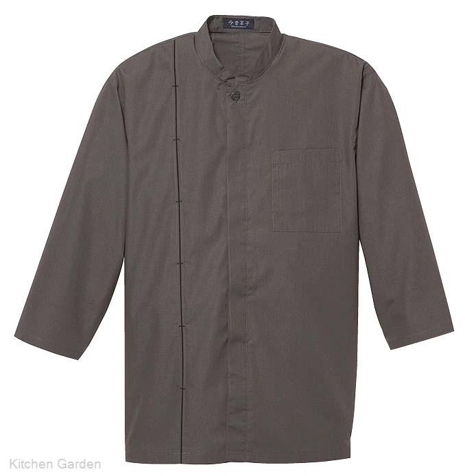 シャツ(男女兼用) KY0067-2 灰色 3L