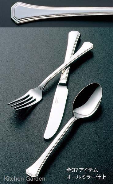ステンレス製 デザートナイフ ショップ 返品交換不可 クリスタルライン H ノコ刃付 単品販売 . 18-8
