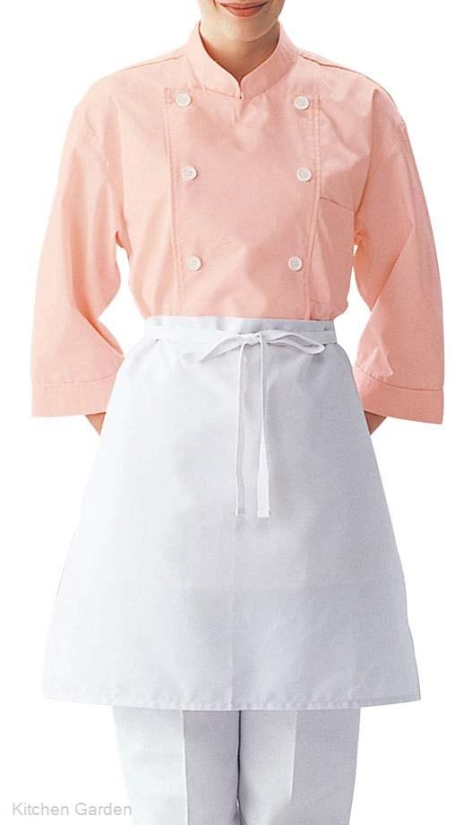コックシャツ(男女兼用) BA1208-2 ライトピンク S